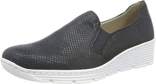 Rieker Damen 587b0 14 Slipper: : Schuhe & Handtaschen OZlDp