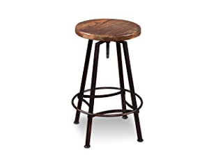 Sunset Trading Cabo Barstool, Brown