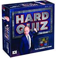 Hard Quiz HQ001 Board Game
