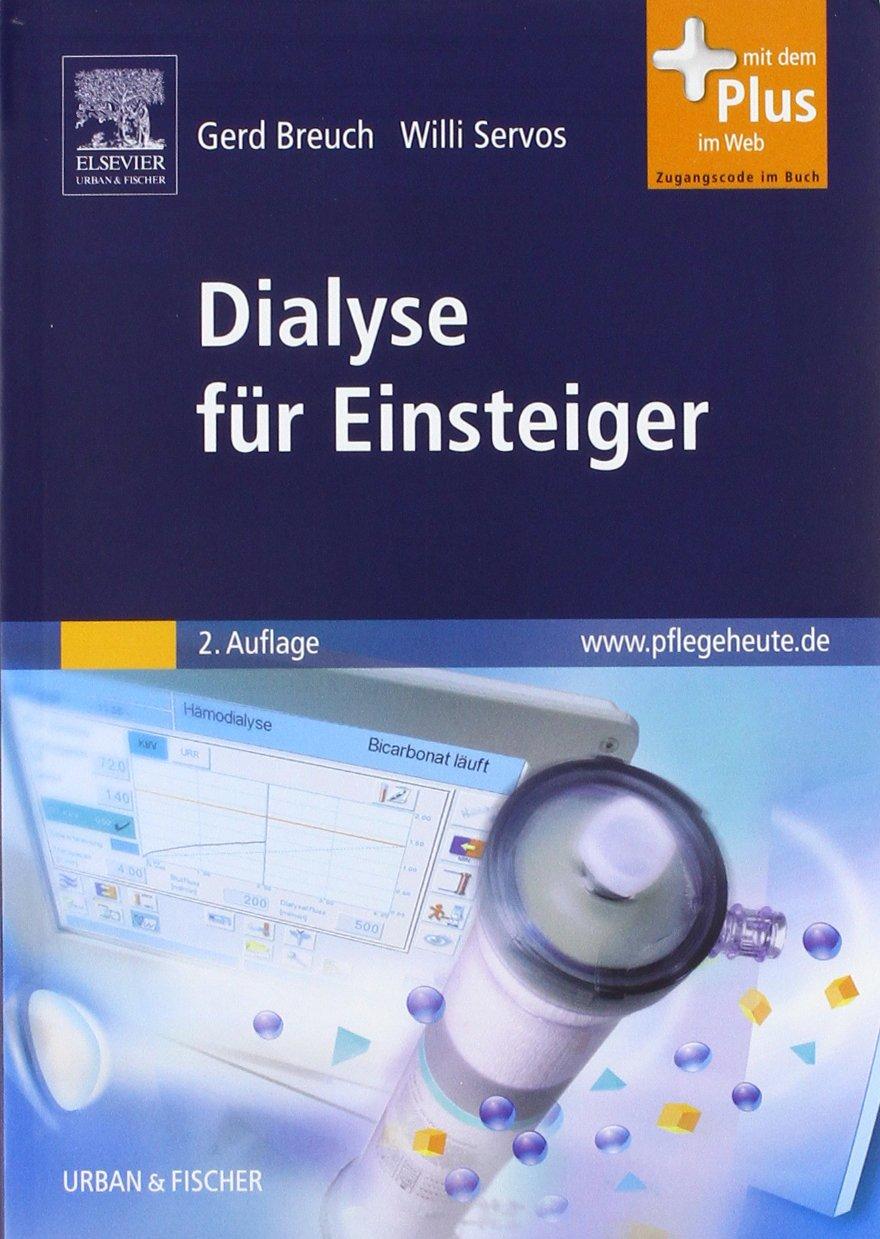 Dialyse für Einsteiger: mit www.pflegeheute.de-Zugang