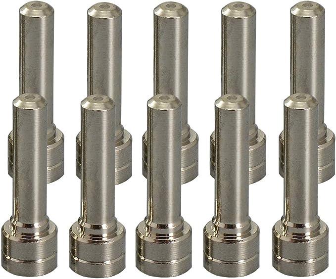 24 PCS PT-31XL PT-31XT Plasma Torch Consumabes TIP 21008 Electrode 20862 40Amp