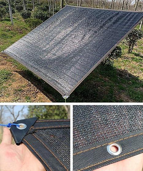 ZJDU - Malla de Sol de 90% para Parasol, para pérgola, Porche, Vertical, Resistente a los Rayos UV, para jardín, Planta de Flores para Invernadero, tamaño Personalizado, 5×6m: Amazon.es: Hogar