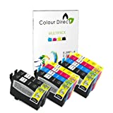 Colour Direct - 10 Compatibile Inchiostro Cartuccias - 29XL Sostituzione Per Epson Expression Home XP-235 XP-332 XP-335 XP432 XP-435 Stampantes. 4 X 2991 2 x 2992 2 X 2993 2 X 2994 ( 10 Inchiostros )