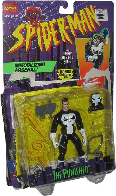 CHOICE Spider-Man Animated Series ToyBiz Hasbro Movie Action Figures Figurines