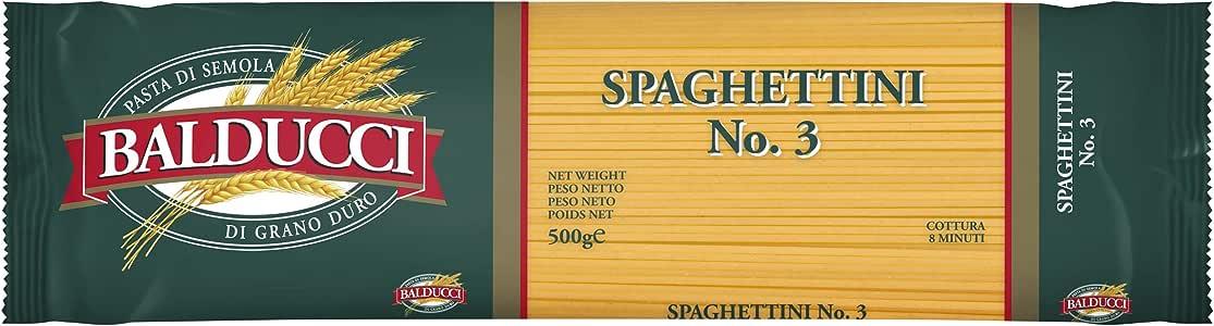 Balducci Spaghettini Pasta,  500 g