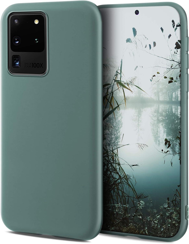Moozy Minimalist Series Silikon Hülle Für Samsung S20 Elektronik