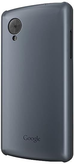 new style 8e94b 42cea Google Nexus 5 Snap Case - Silver