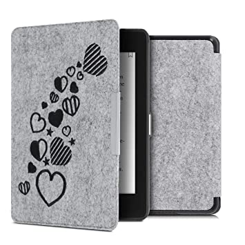 kwmobile Funda para Amazon Kindle Paperwhite (10. Gen: Amazon.es ...