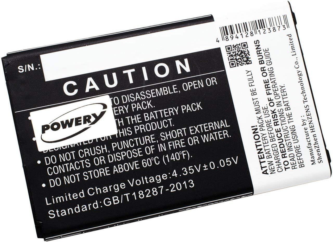 Batería para smartphone LG Q10, 3,8 V, ion de litio: Amazon.es: Electrónica