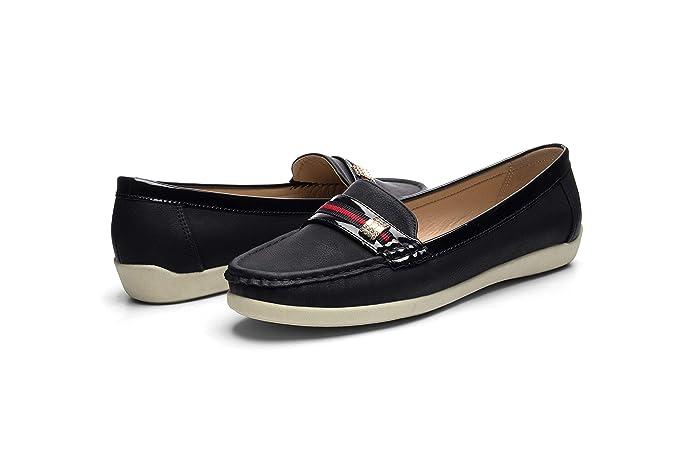 女士柔软舒适平底鞋