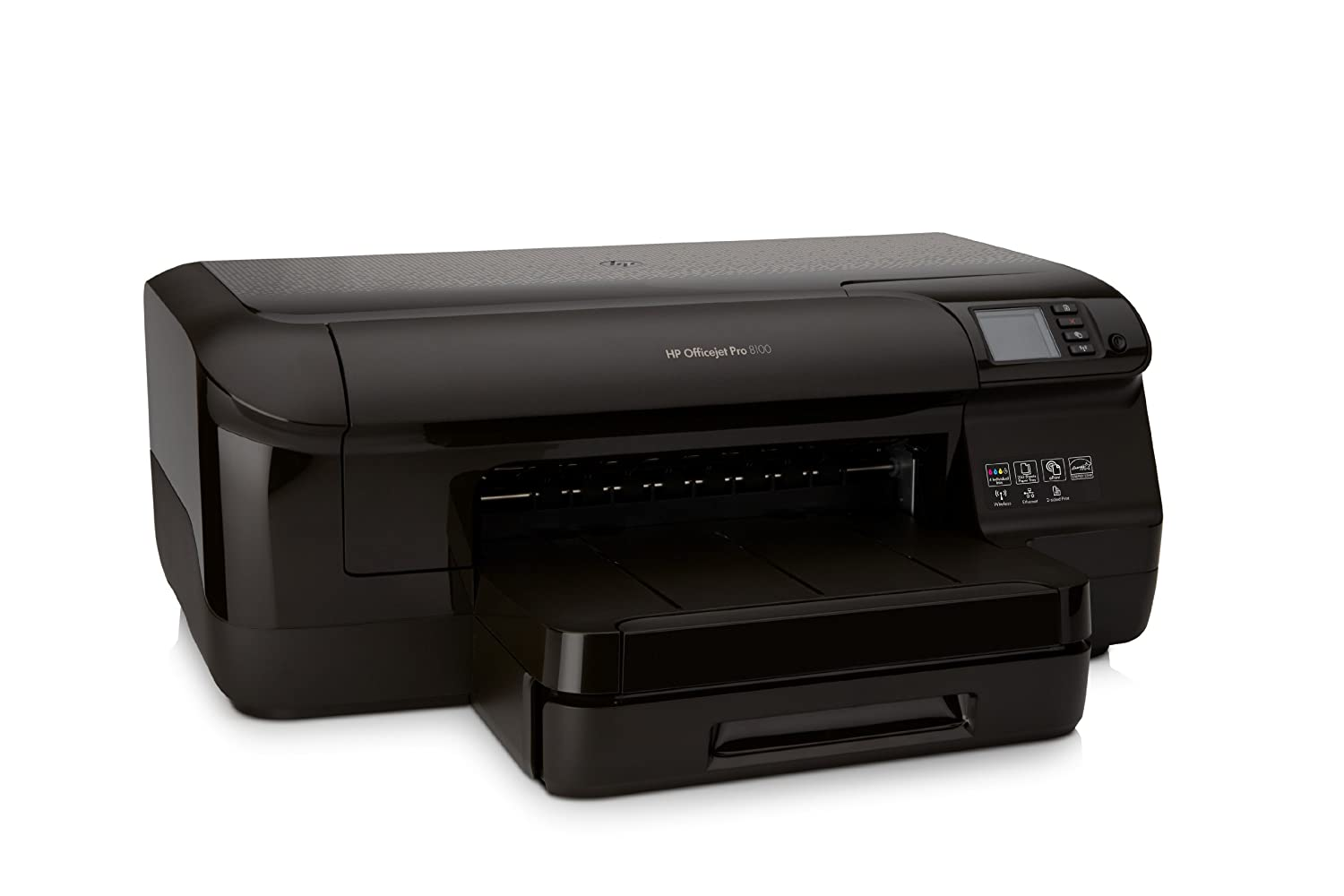 Amazon.com: HP OfficeJet Pro 8100 Wireless Photo Printer with Mobile  Printing (CM752A): Electronics