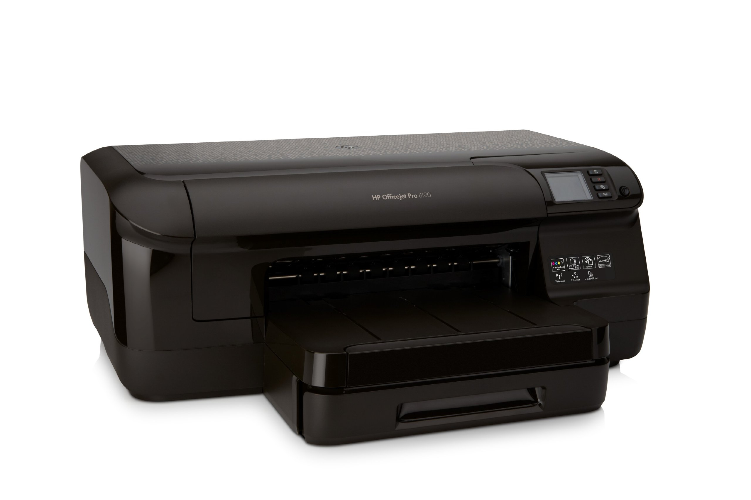 HP OfficeJet Pro 8100 Wireless Photo Printer with Mobile Printing (CM752A)