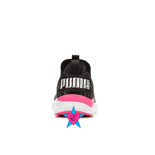 buy online 77dde 4fb24 Amazon.com: Custom Bedazzled Shoes for Women | Puma Ignite ...