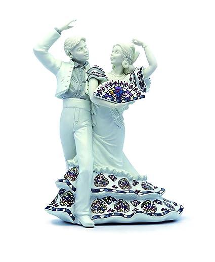 Amazon.com: NADAL 763006 Figurine – Flamenco Dance: Kitchen ...