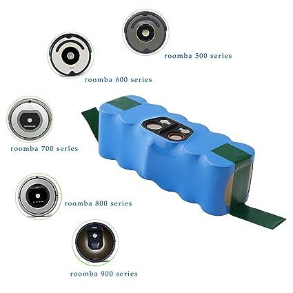 efluky Replacement Accessories Repuesto para iRobot Roomba 500 600 700 800serie