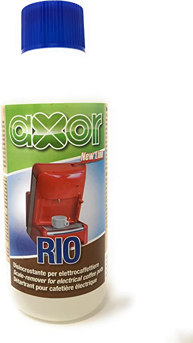 Decalcificante para cafeteras – Botella de 250 ml para 5 ...