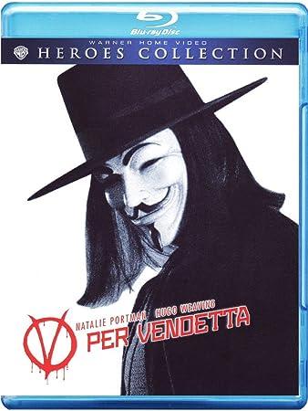 V Per Vendetta By Natalie Portman Hugo Weaving James Mcteigue