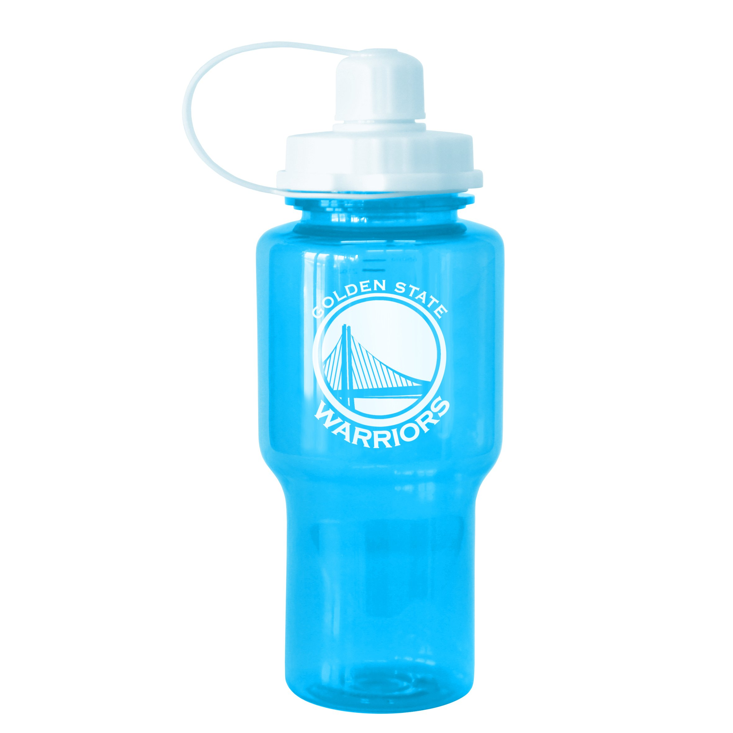 NBA Golden State Warriors Tritan Travel Mate Water Bottle, 24-Ounce by Boelter Brands