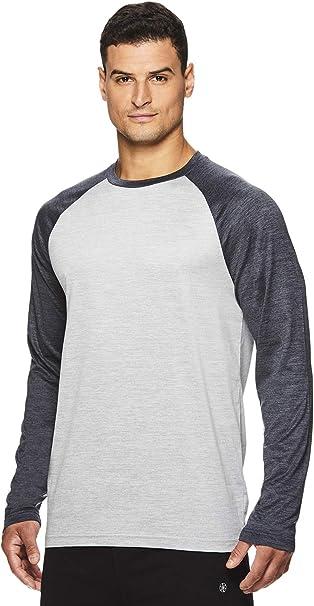 Amazon.com: Gaiam - Camiseta de manga larga para hombre ...