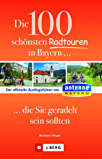 Antenne Bayern Radtouren: Die 100 schönsten Radtouren in Bayern, die Sie geradelt sein sollten. Vom Chiemsee bis nach Passau, vom Donauradweg bis zur Radtour rund um Augsburg.
