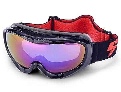 Amazon.com: Unigear anteojos de esquí, antivaho OTG de nieve ...