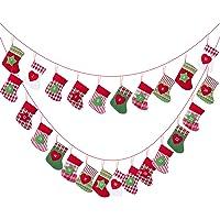 Kesote Calendario de Adviento de Navidad en Forma