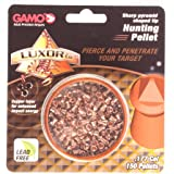 Gamo Luxor Cu Sharp Pyramid Shaped .177 Caliber Hunting Pellet, Copper