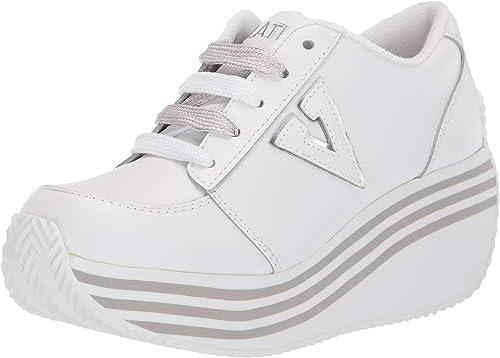 Elevation Platform Wedge Sneaker