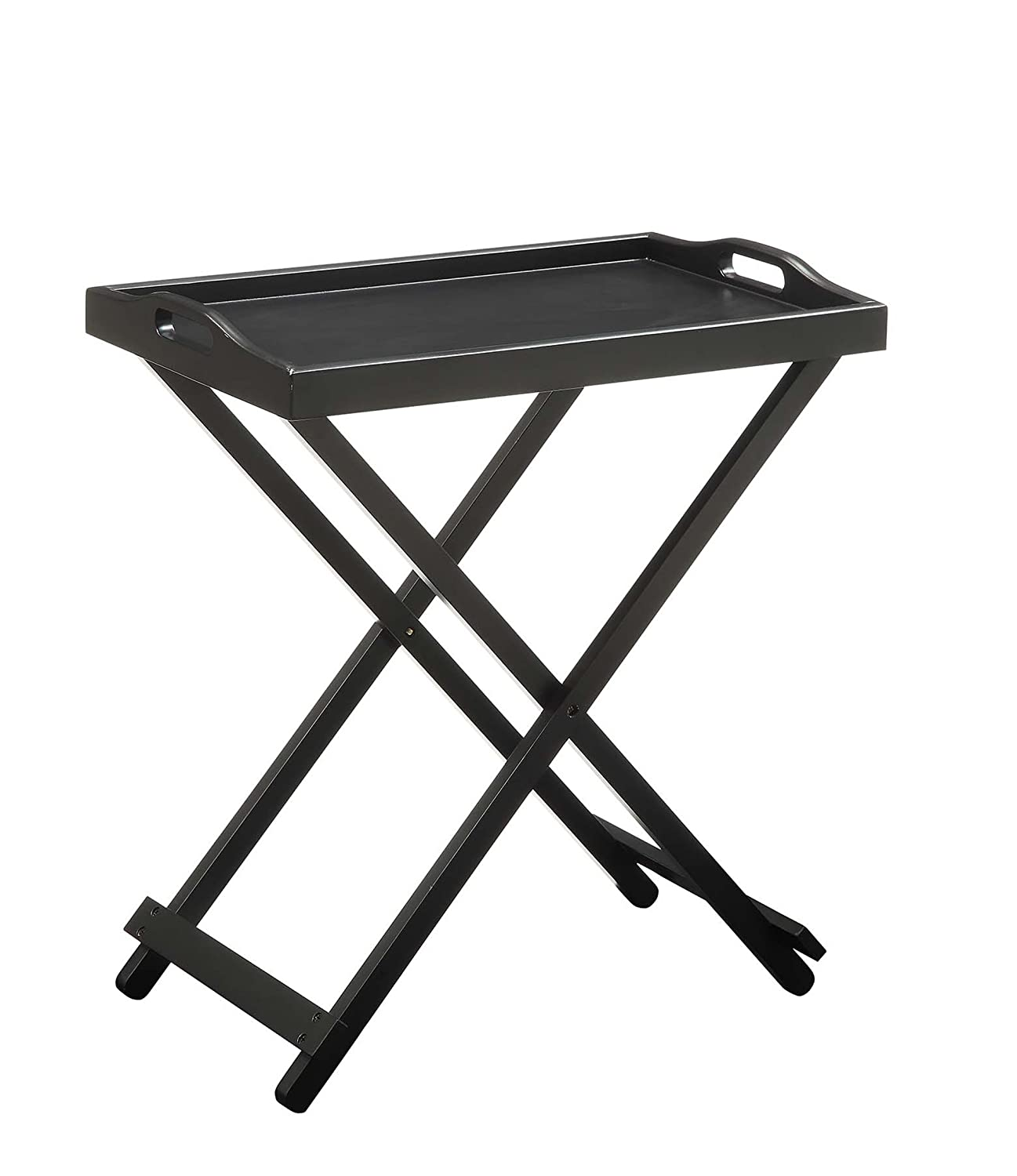 Amazoncom Convenience Concepts Designs2Go Folding Tray Table