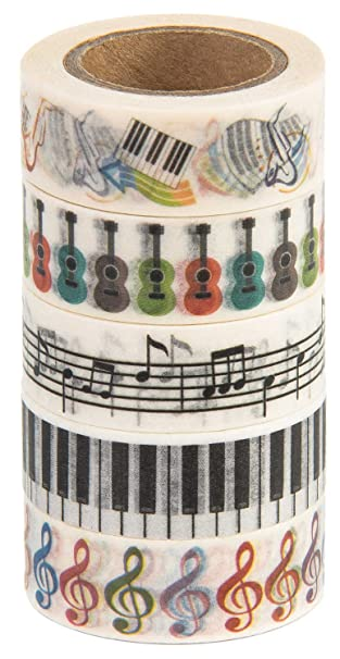 Craft Decorative Tape Keep Calm and Carry On Washi Tape