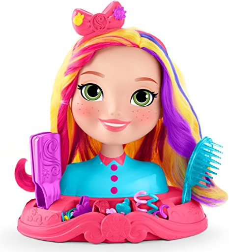 Multicolour Sunny Day GKT64 Nickelodeon Sunnys Fan-Tastic Salon