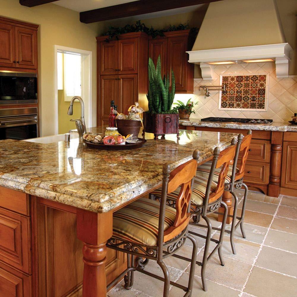 Amazon.com: Granite Gold Daily Cleaner Spray - Streak-Free Stone ...