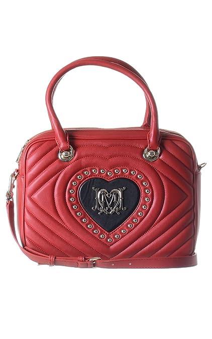 067aca135a92 Amazon.com  Love Moschino JC4039PP10LA 150A bag red  Shoes