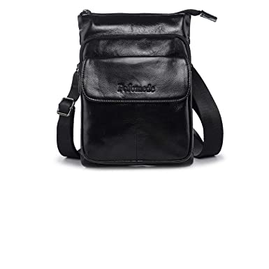 6345bd0acb Men Leather Cross body Messenger Bag