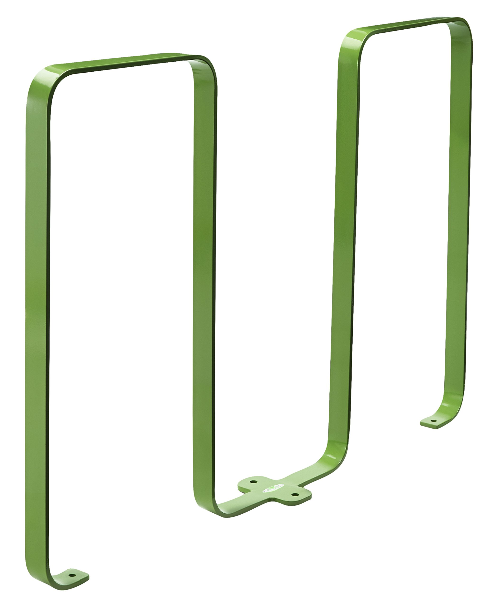 Frost Site Furnishings 2080-GREEN Bike Rack