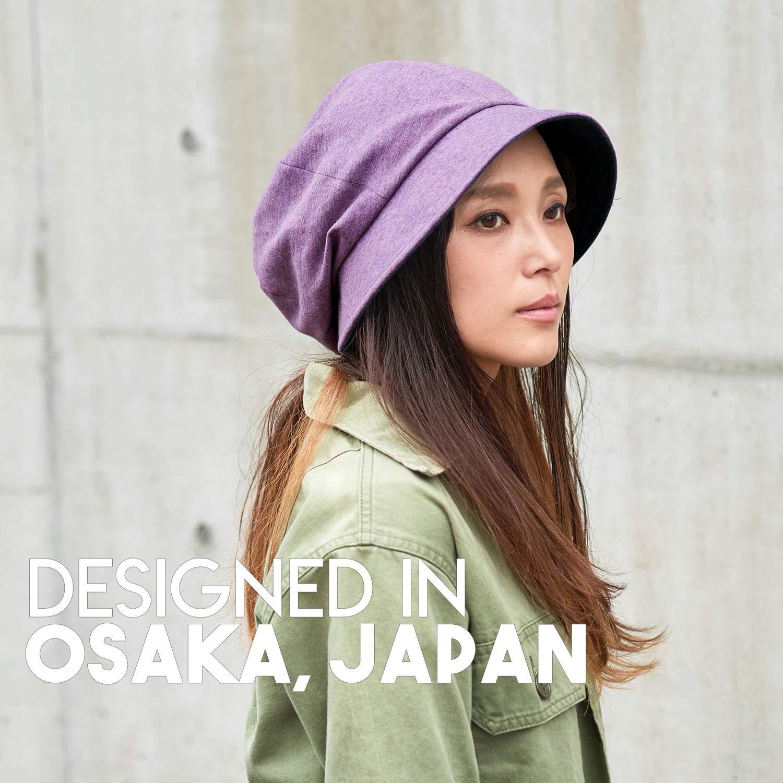 Casualbox Damen Sonne Hut Bio Baumwolle wendbar Japanisch Design