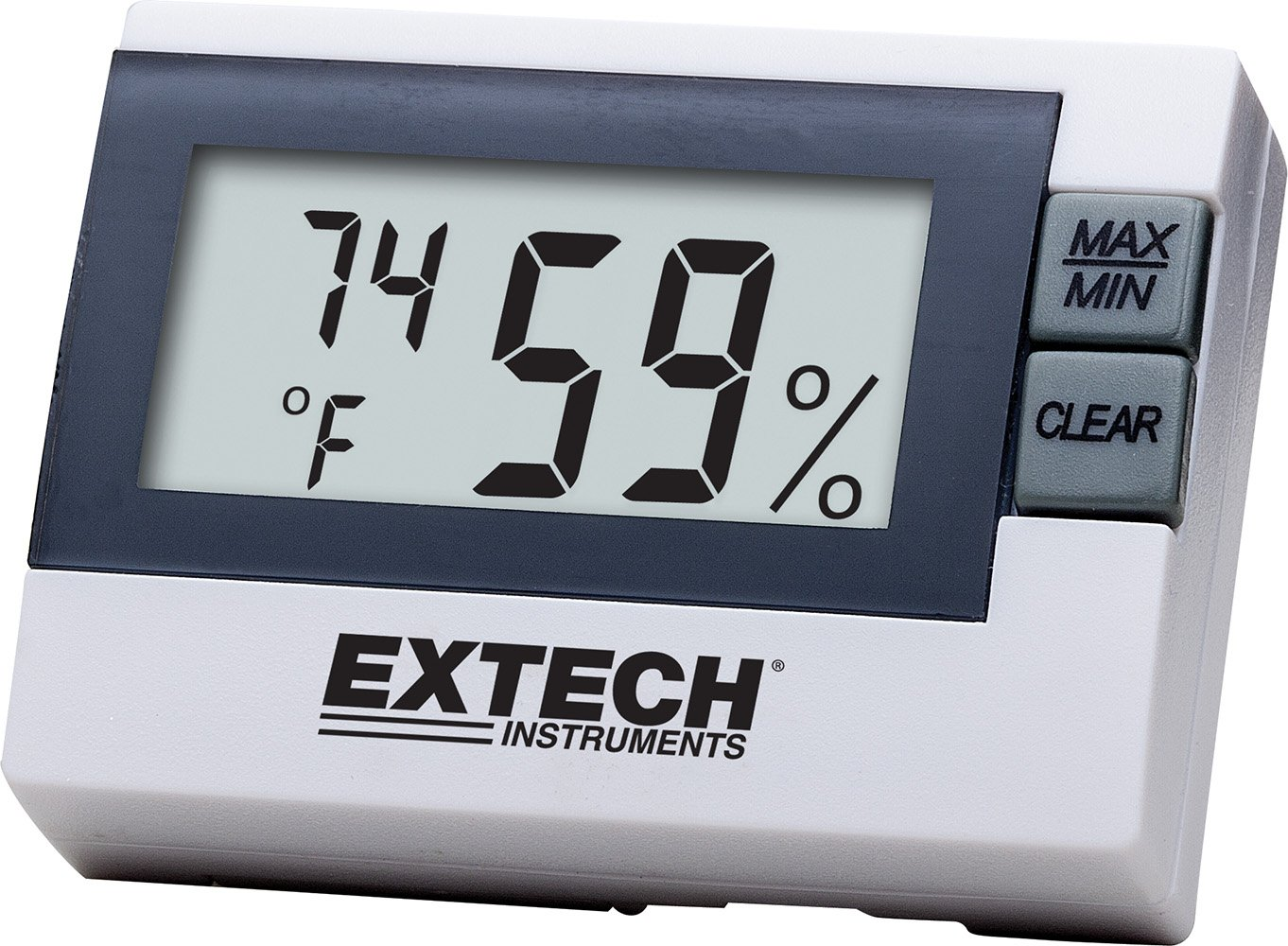 Extech RHM15 Mini Temp and RH Indicator by Extech
