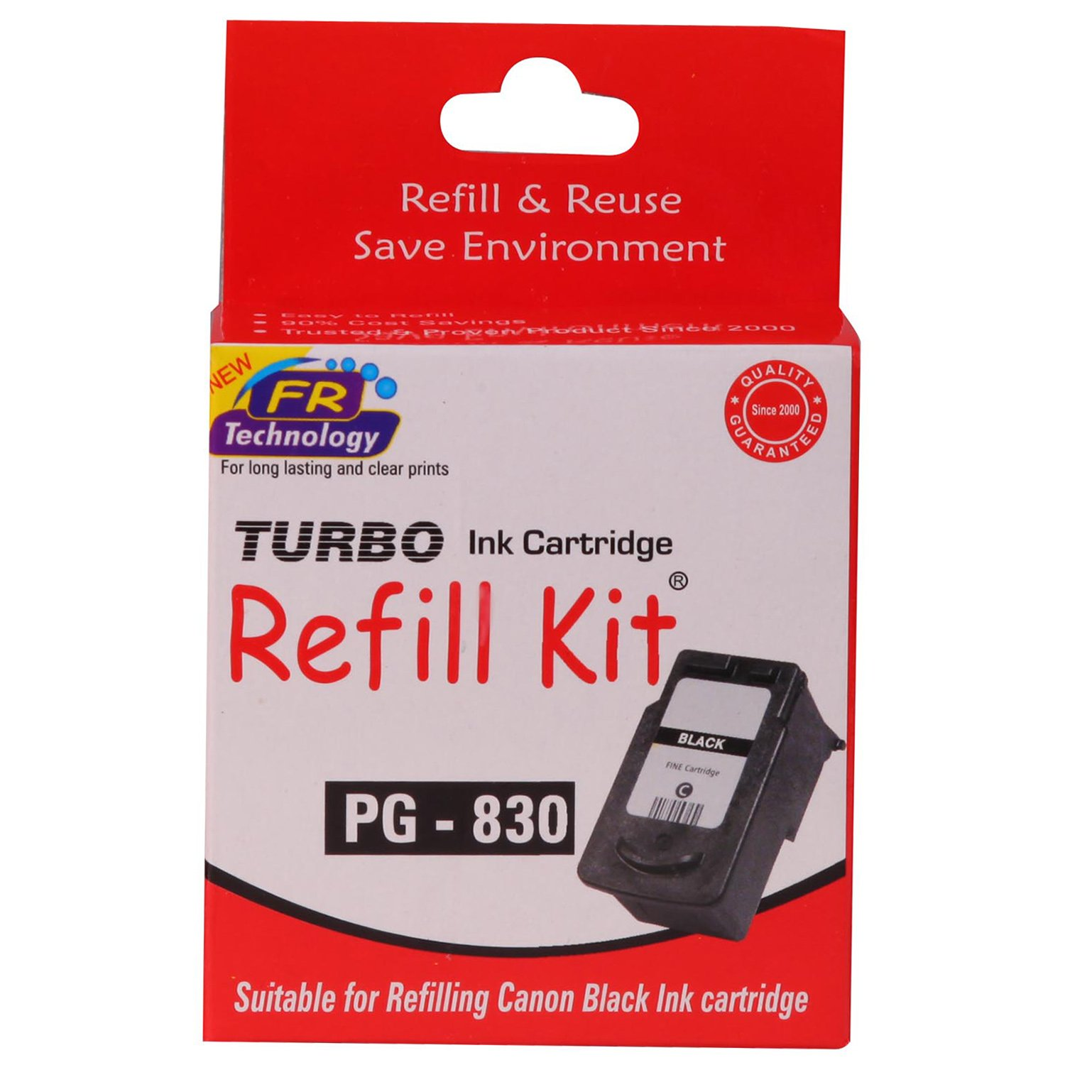 How To Refill Hp 802 Color Ink Cartridge Tutorial