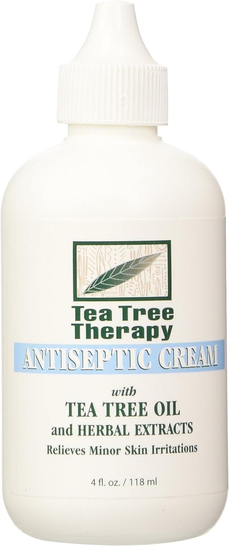 Tea Tree Therapy Antiseptic Cream, 4 Ounce