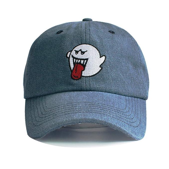 136482d5e5955 Unisex Denim Adjustable Baseball Cap Fashion dad hat Women Men Outdoor  Sports Hats Casual caps at Amazon Men s Clothing store