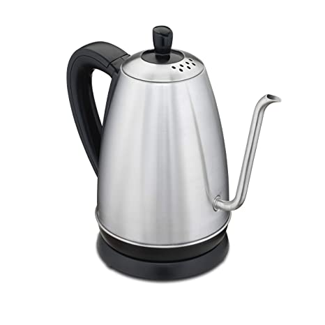 Amazon.com: Hamilton Beach eléctrico cuello de cisne Kettle ...