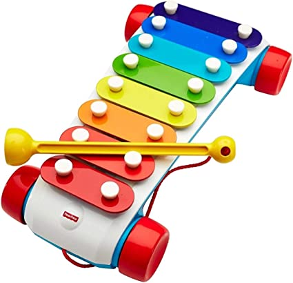 Amazon Com Fisher Price Classic Xylophone Toys Games