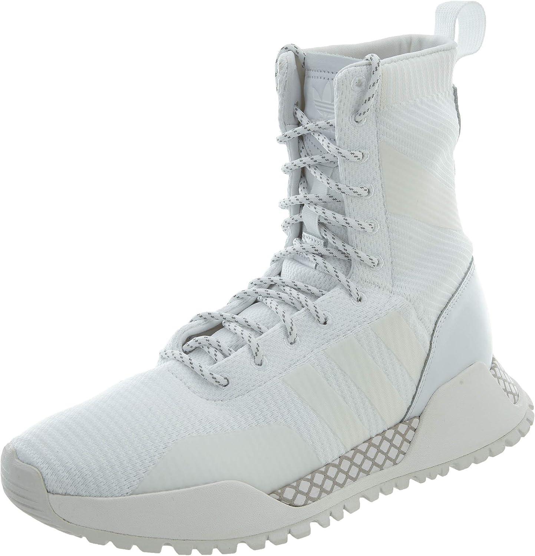 Punto de partida Artefacto desinfectar  Adidas F/1.3 Pk White: Amazon.ca: Shoes & Handbags