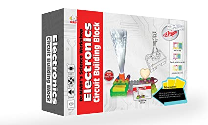Buy Dr Mady\'s Science workshop Electronic circuit building block ...