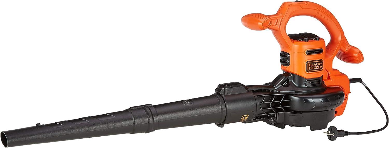 BLACK+DECKER BEBLV260-QS - Soplador, aspirador y triturador de ...