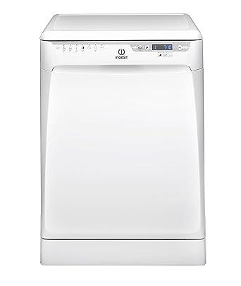 Indesit Extra ciclo DFP 58T94 A lavavajillas, color blanco: Amazon ...