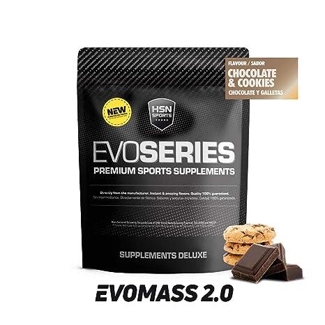 Ganador de Peso y Masa Muscular de HSN Sports - Evomass 2.0 ...