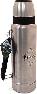 Unbekannt Gift Republic Wild Life Thermos Outdoor, Grigio, Non applicabile