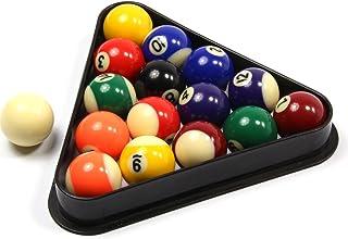 Économie Petit Pois et rayures pour enfant de boules de billard & Triangle–11/5,1cm '– 38mm 1cm - 38mm Funky Chalk