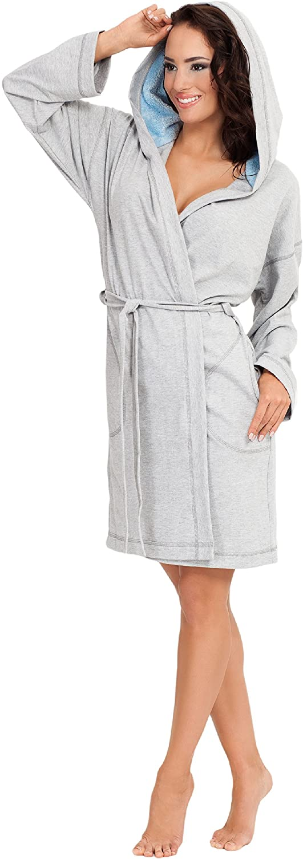 L&L Women's Dressing Gown Marika